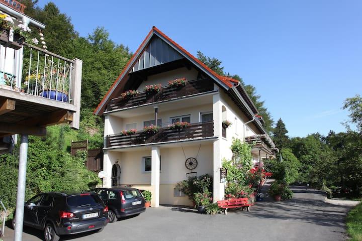 """Ferienwohnung """"Kirschgarten"""" - Egloffstein - Apartamento"""