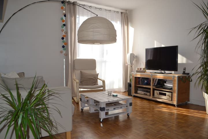 3 Pièces de 61 m2 confortable - Wissous - Huoneisto