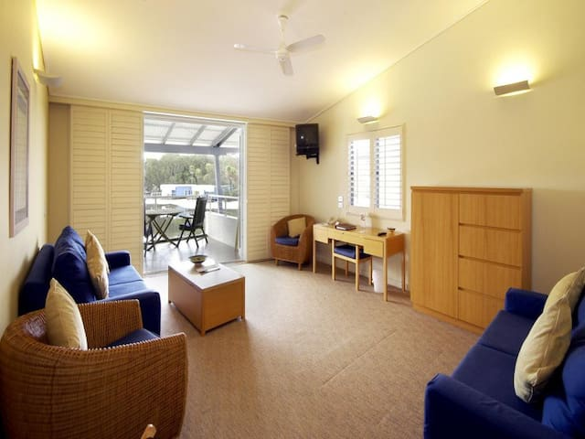 Couran Cove Island Resort Suite - South Stradbroke Island - Leilighet