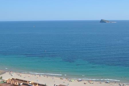 Top 20 benidorm vacation rentals vacation homes condo rentals airbnb benidorm - Apartamentos en benidorm playa poniente ...