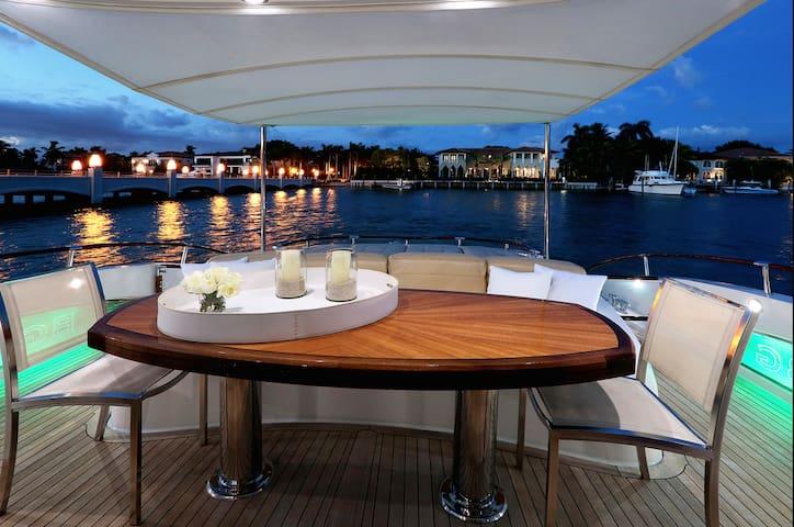 75' Lazzara - Yacht Rental @ Miami Boat Experts - Charters | Management | Crew | Supplies | Miami | Florida Keys | The Bahamas