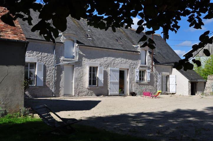 Ferme de charme à côté de Chambord - Séris - Haus
