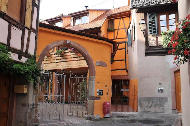 Le 1513 - Ribeauvillé - Casa