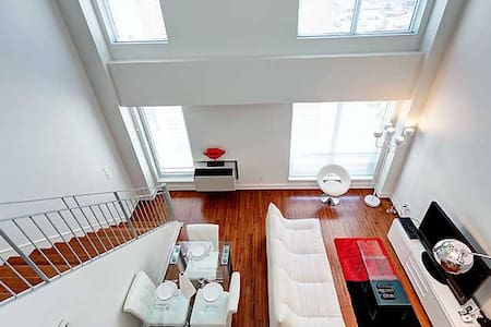 ELEGANT TWO FLOOR APARTMENT - Montreal