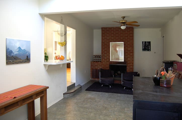 Private room in West LA House - Culver City - Rumah