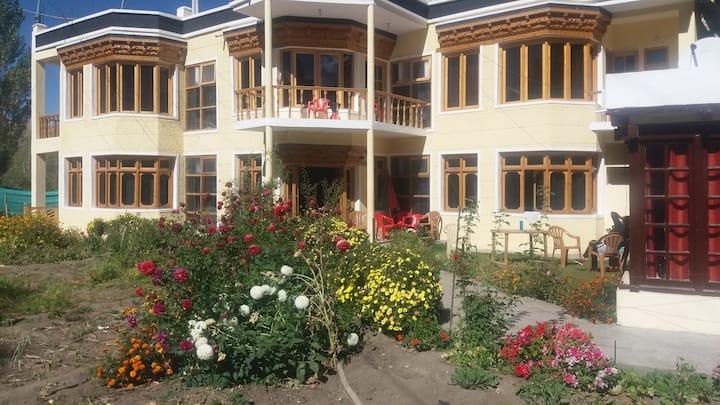 The Zaltak guesthouse