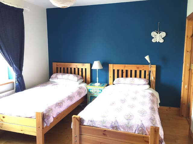 Comfortable, clean & cosy home - Tralee - Huis