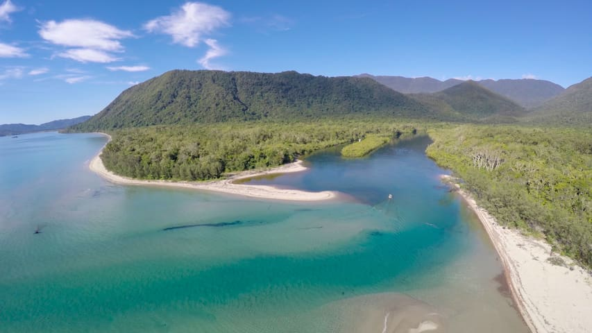 Noah Creek Forest Stay Eco-Huts - Cape Tribulation