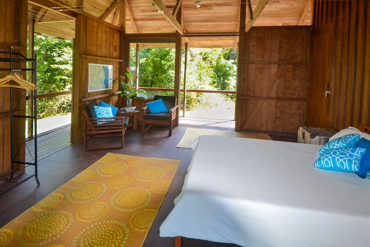 Noah Creek Forest Stay Eco-Huts - Cape Tribulation - Chatka