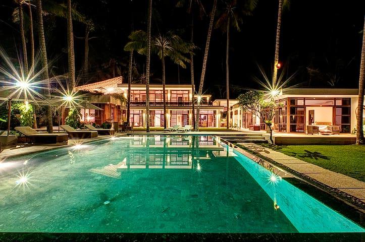 Beach front Villa Gita Segara Bali