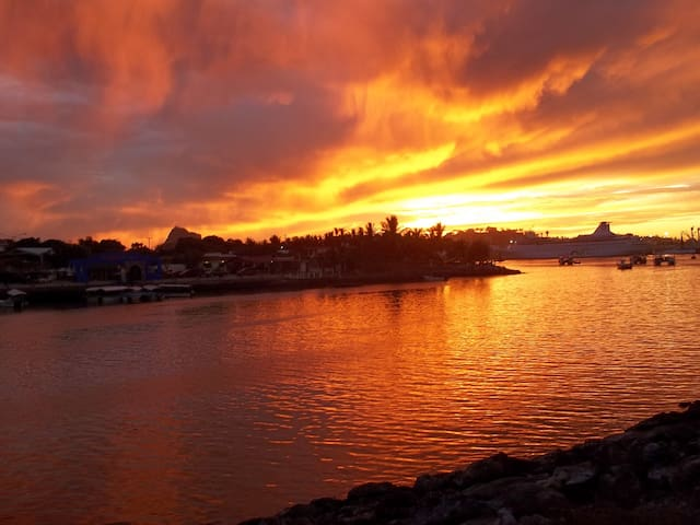STONE ISLAND, Mazatlan 100% SAFE!!! - Mazatlán - Departamento