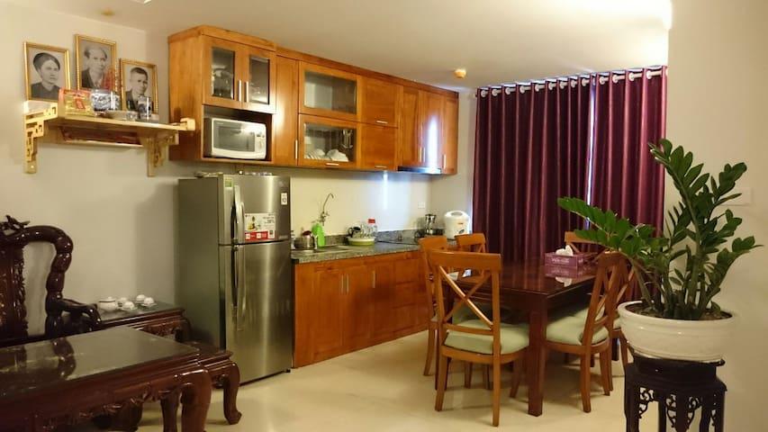 Nice, comfortabe apartment Hanoi - Khu Đô Thị Đặng Xá, Gia Lâm - อพาร์ทเมนท์