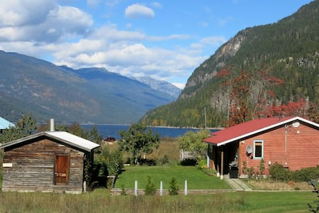 Driftwood Vacation Rental Home - Slocan - Hus