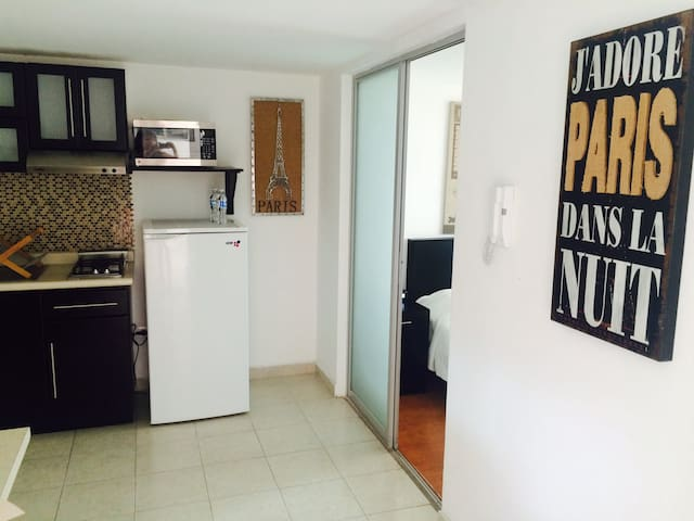 Suite Ejecutiva en Puebla Capital - Heróica Puebla de Zaragoza - Apartamento