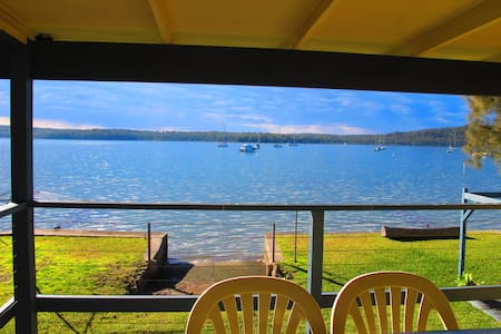 WATERFRONT GETAWAY IN PORT STEPHENS - North Arm Cove