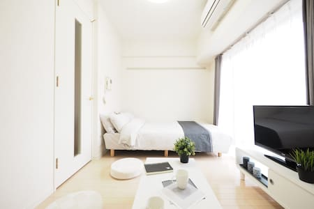 2min Ikebukuro/12min Shinjuku Studio + Mobile WiFi - Apartment