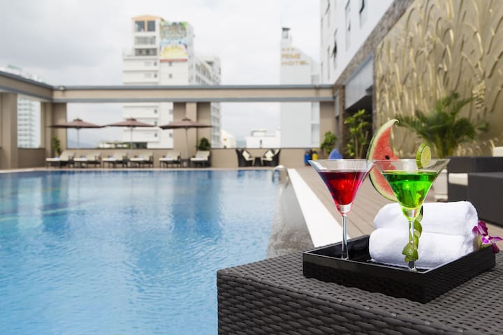Sea view apartment - Nha Trang - Byt
