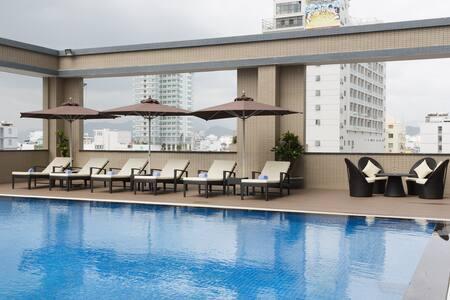 Sea view apartment - Nha Trang - Apartment