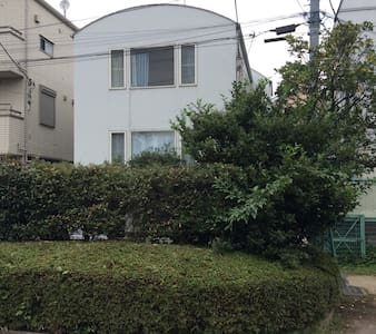 Family House in Meguro