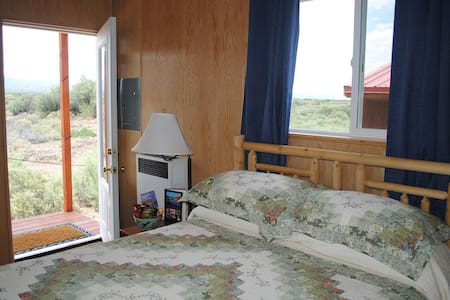 Tiny House in rural New Mexico - San Antonio - Autre