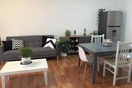 Habitación privada depa chapultepec para parejas