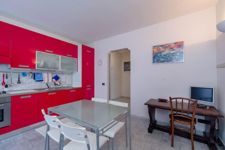 Beachfront apartment CITRA 010028-LT-0235