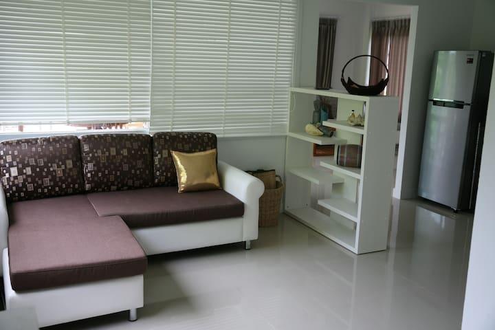 Ocean Breeze Modern Apartment#2 - Ko Samui - Apartamento