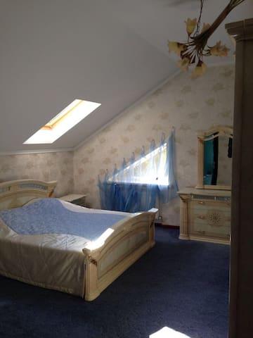 Комната с отд. ванной. Гостиный Дом (Приэльбрусье)