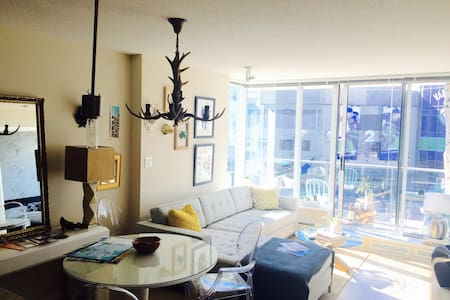 DT 1 Bedroom with an Exciting View