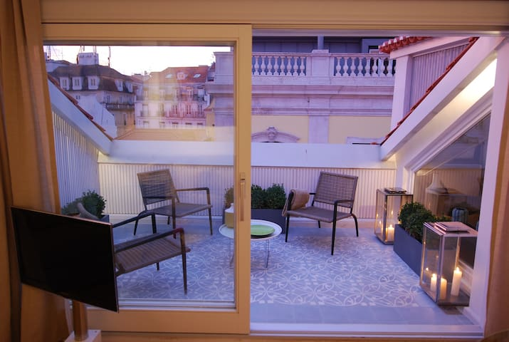 Chiado Loft 1 Terrace Amazing Apartment - 里斯本