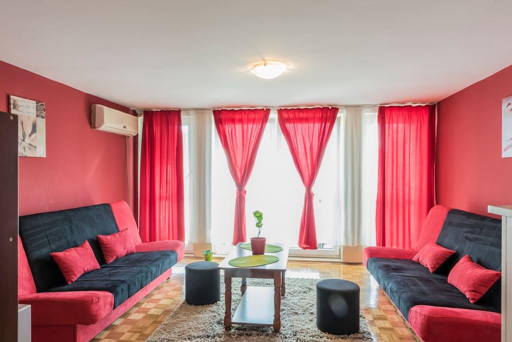 Appartement confortable et moderne dans le centre - Appartement moderne confortable douillet ...