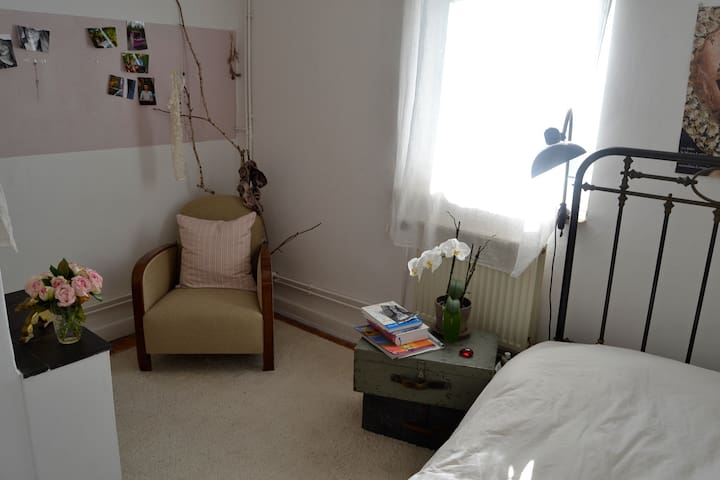 Kleines Zimmer in Villa Kunterbunt