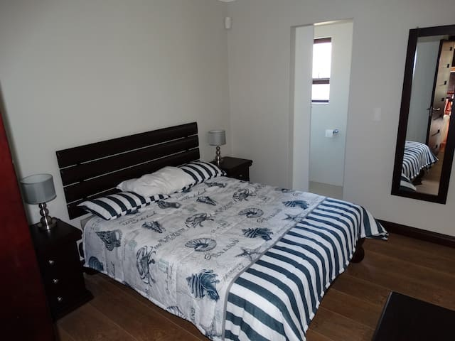 Double room with separate entrance