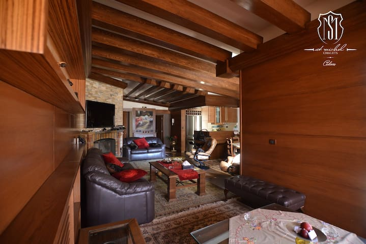 Saint Michel Chalets -Cedars Lebano - Beirut - Chalet
