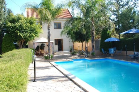 Zena Holiday Villa - Pissouri - Villa