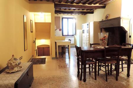 Appartamento Centro Storico Gubbio