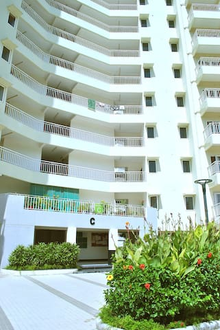 A Garden view luxury apartment, - Ahmedabad - Apartment