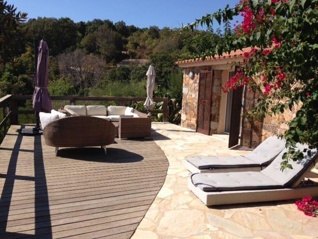 Villa Favone 8P plage à 2 min - Sari-Solenzara - 別荘