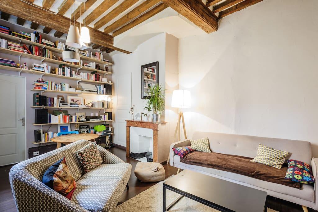 Appartement Vieux Lyon