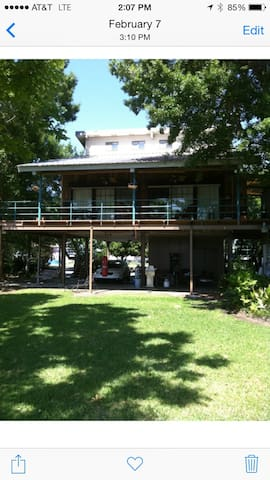 Waterfront Property on Intracoastal - Jean Lafitte - House