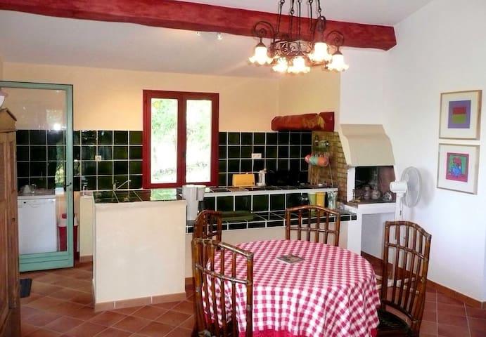 "Domaine Les Agaves  ""L'hacienda"" - Entrecasteaux - Condominio"