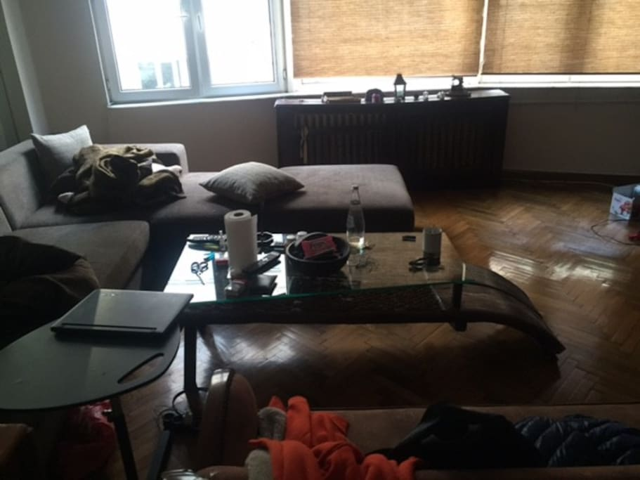 Living room (for common use)
