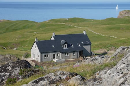 Split Rock Croft Cottage - Lochinver