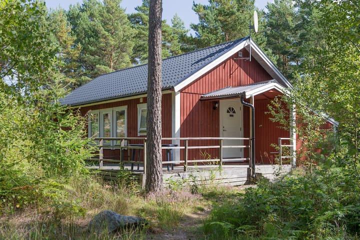 Skogsmulle-alldeles vid skogsbrynet - Loftahammar - Chalet