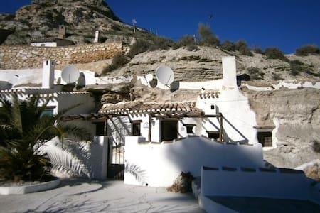 Cave House 'Cueva el Paraiso' - Galera