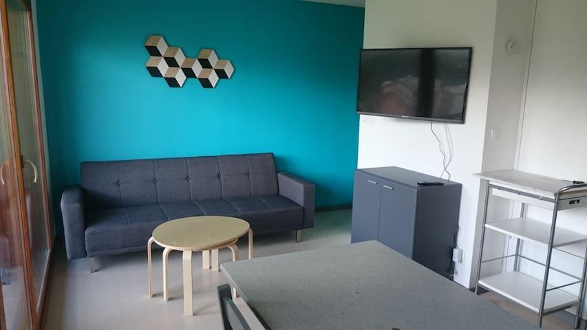 Appartement aux Chalets de Super D - Le Dévoluy - Appartement