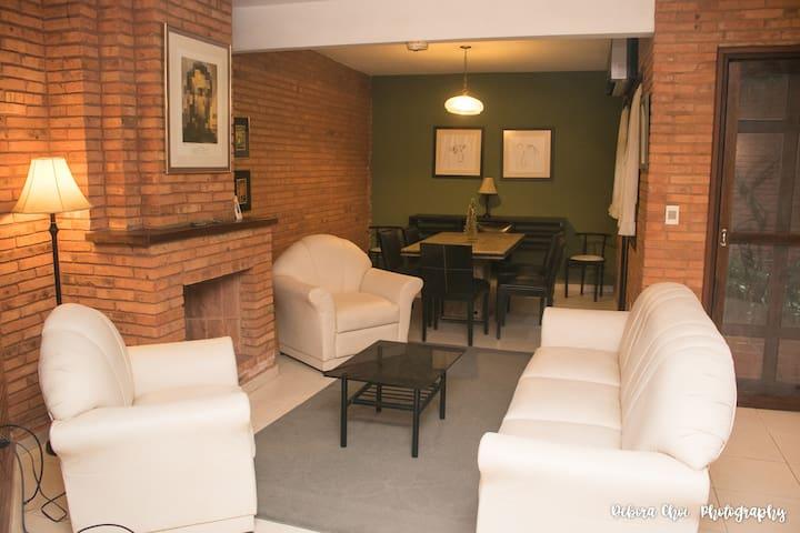 Duplex 3 con cochera en la mejor zona de Asuncion