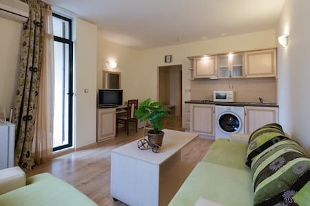 ❤Apartment with balcony&kitchen 4★n