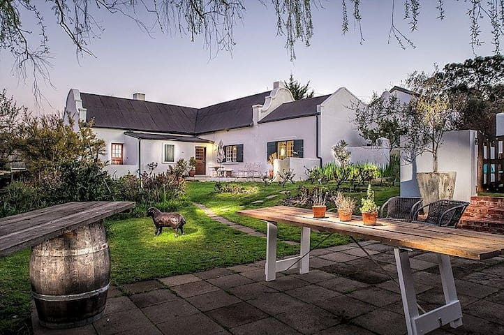 Wildekrans Country House - Grabouw - House
