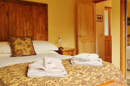 Meadow Cottage on the Isle of Skye - Edinbane - Bungalou